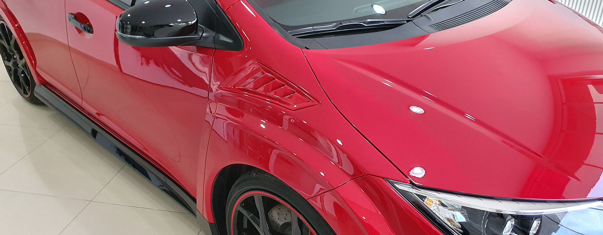 Glass Ceramic Coating 1µm - Boya Koruma